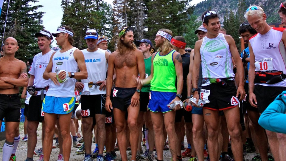 2013 Speedgoat 50K Race Report