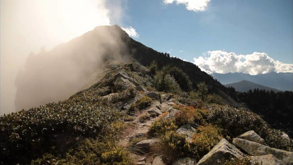 2013 Tor Des Geants: Movie Trailer