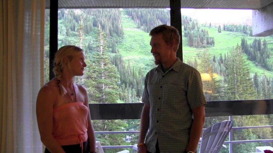 Anna Frost Pre-2014 Speedgoat 50k Interview