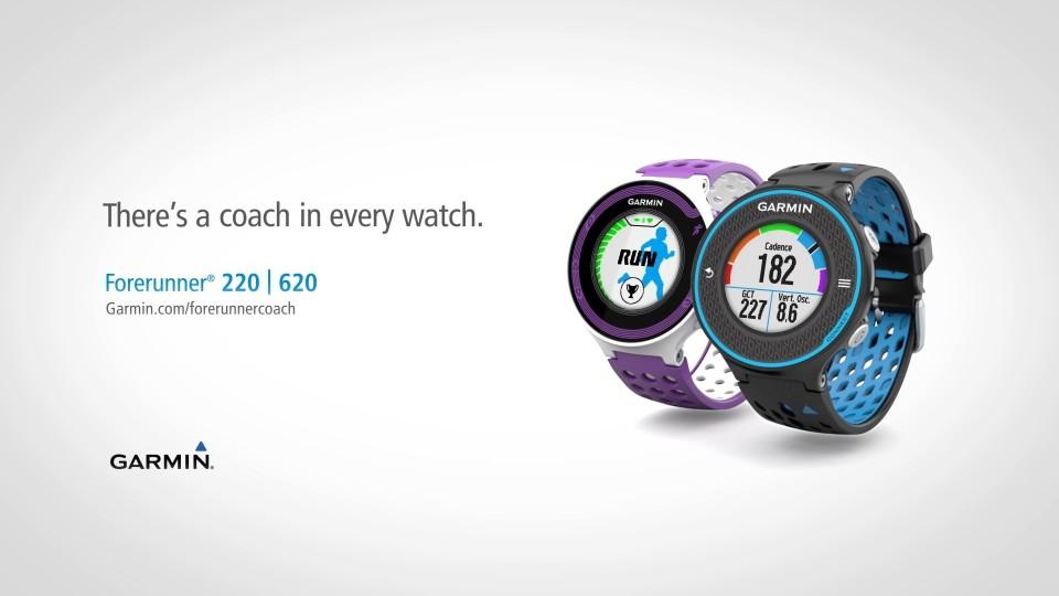 Garmin Presents — The Long Run: Forerunner 220 and 620