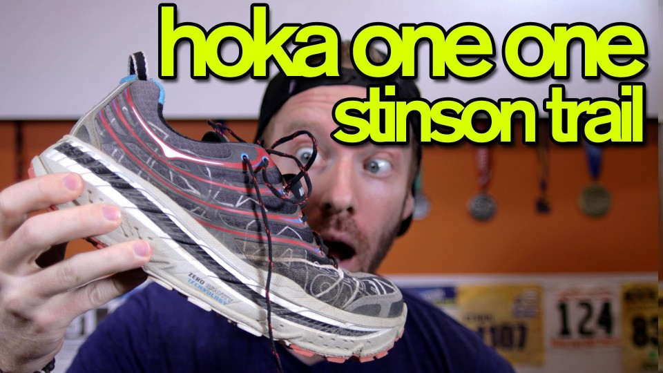 HOKA ONE ONE STINSON TRAIL REVIEW – GingerRunner.com