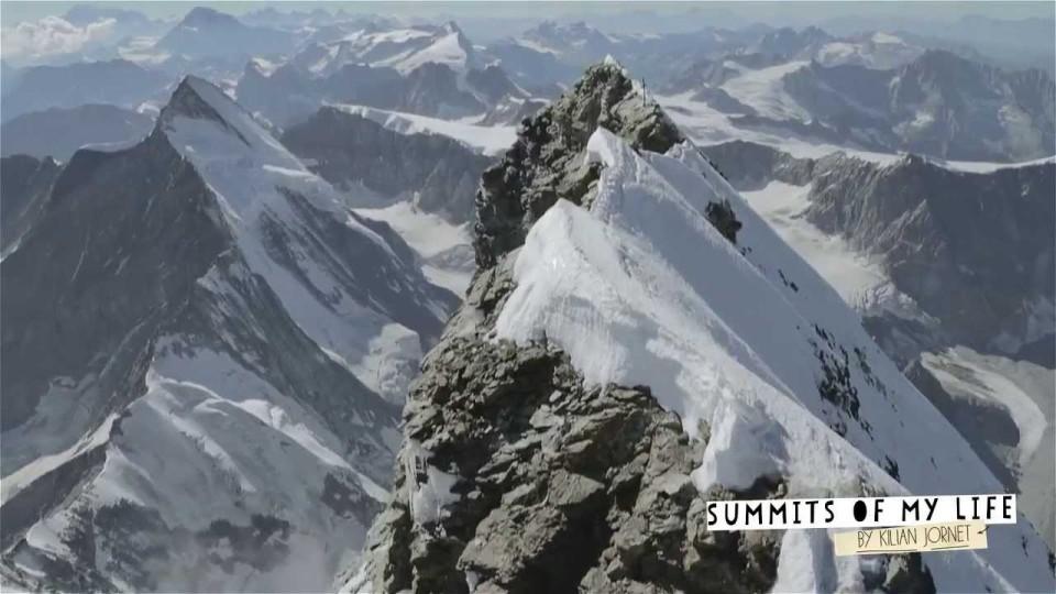 Kilian Jornet – record on Matterhorn – Cervino