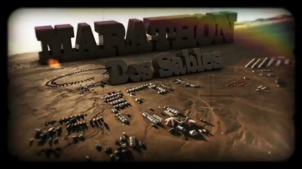 Marathon Des Sables 2012 – 6 Stages in 1 Video