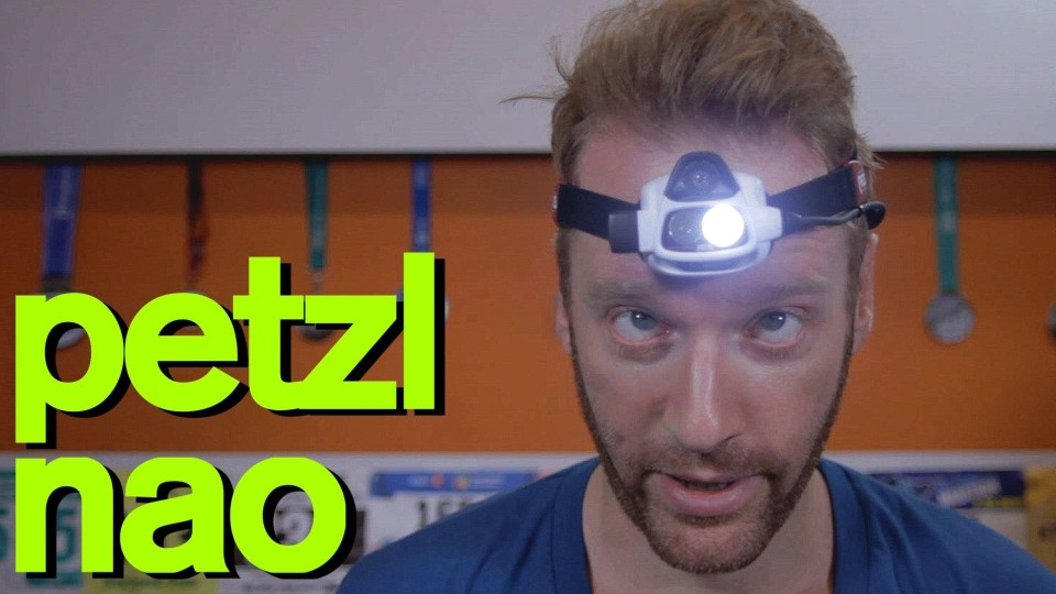 PETZL NAO HEADLAMP REVIEW – GingerRunner.com