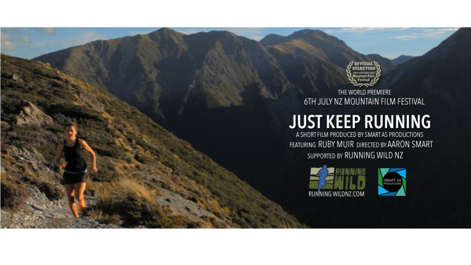 Ruby Muir: JUST KEEP RUNNING short film teaser