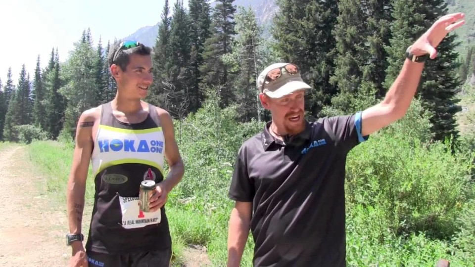 Sage Canaday, 2014 Speedgoat 50k Champion, Interview