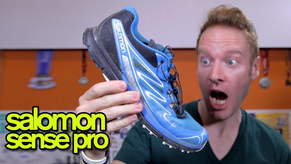 SALOMON SENSE PRO REVIEW | The Ginger Runner