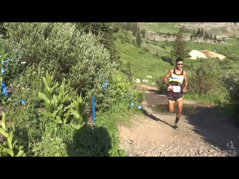 The 2014 Speedgoat 50k Race Report