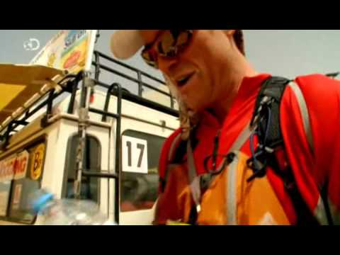 Toughest Race on Earth with James Cracknell Documentary