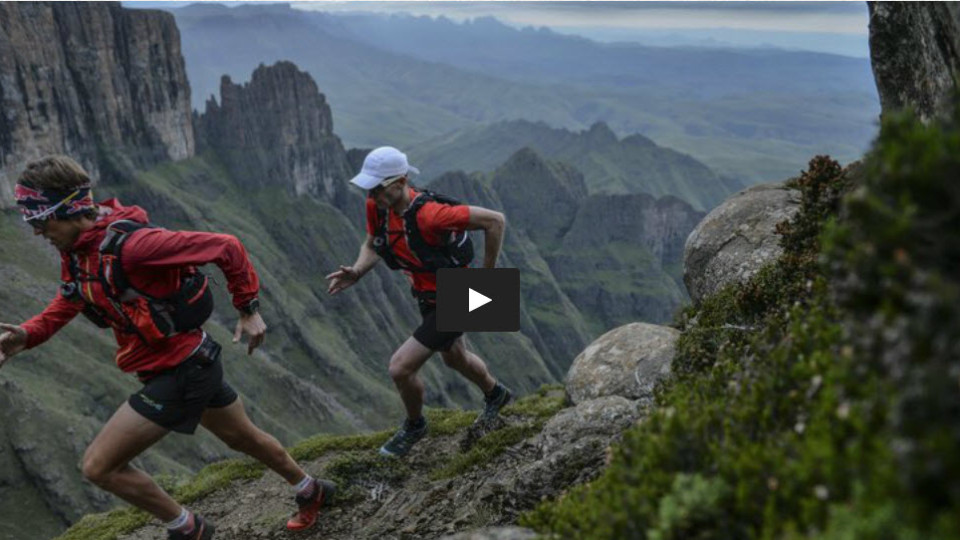 Travailen – full version Ryan Sandes Drakensberg Grand Traverse 2014