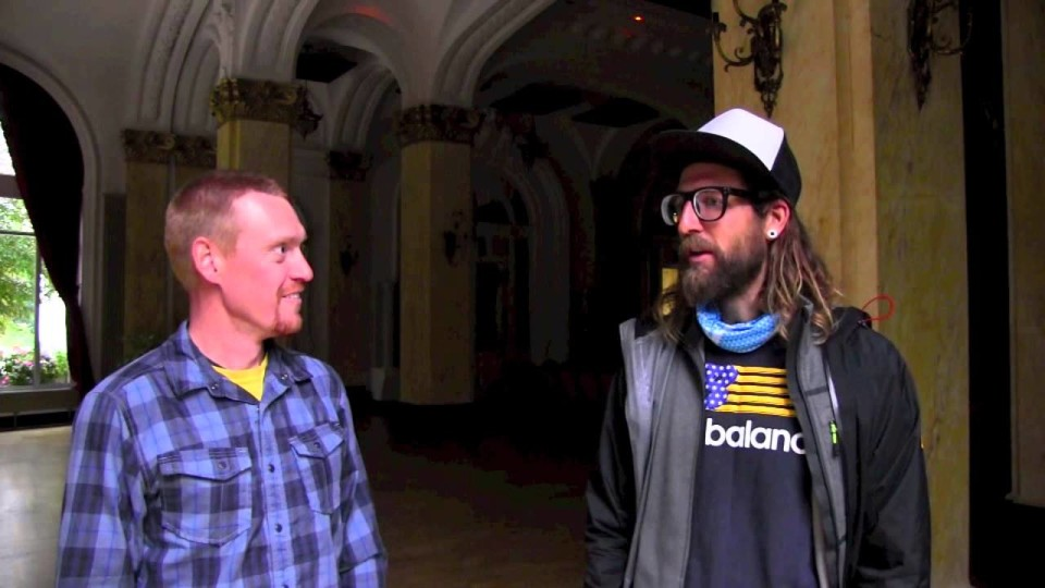 Anton Krupicka Pre-2014 TNF Ultra-Trail du Mont-Blanc Interview