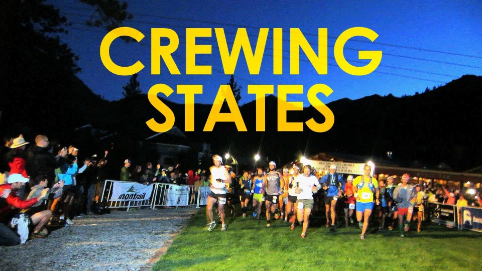 CREWING STATES – Sally McRae: The 2014 Western States 100 | The Ginger Runner
