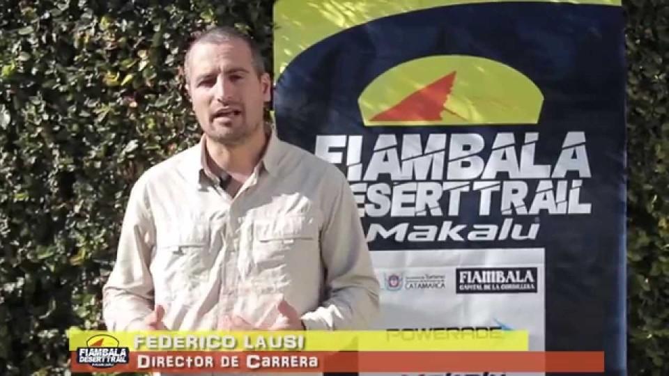 FIAMBALA DESERT TRAIL MAKALU 2014
