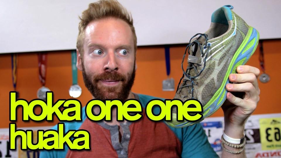 HOKA ONE ONE HUAKA REVIEW | The Ginger Runner