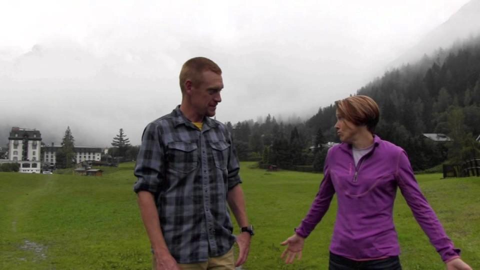 Nathalie Maucliar Pre-2014 TNF Ultra-Trail du Mont-Blanc Interview