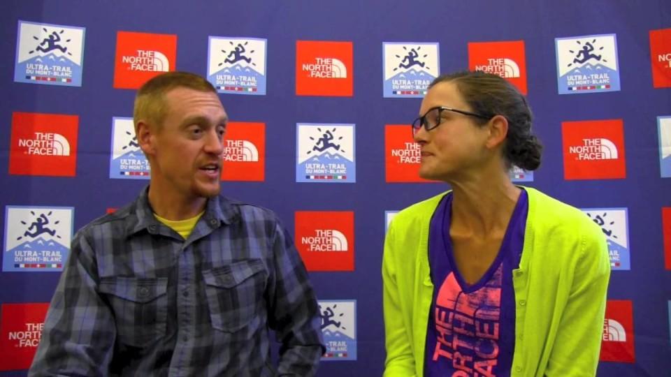Rory Bosio, Pre-2014 TNF Ultra-Trail du Mont-Blanc, Interview