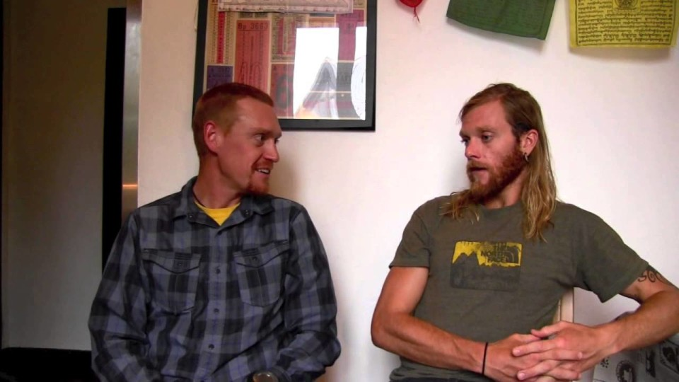 Timothy Olson Pre-2014 TNF Ultra-Trail du Mont-Blanc Interview