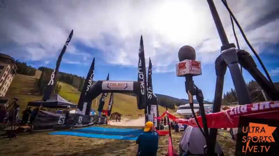 2014 The Rut 50k Race Report Presented by UltraSportsLive.TV
