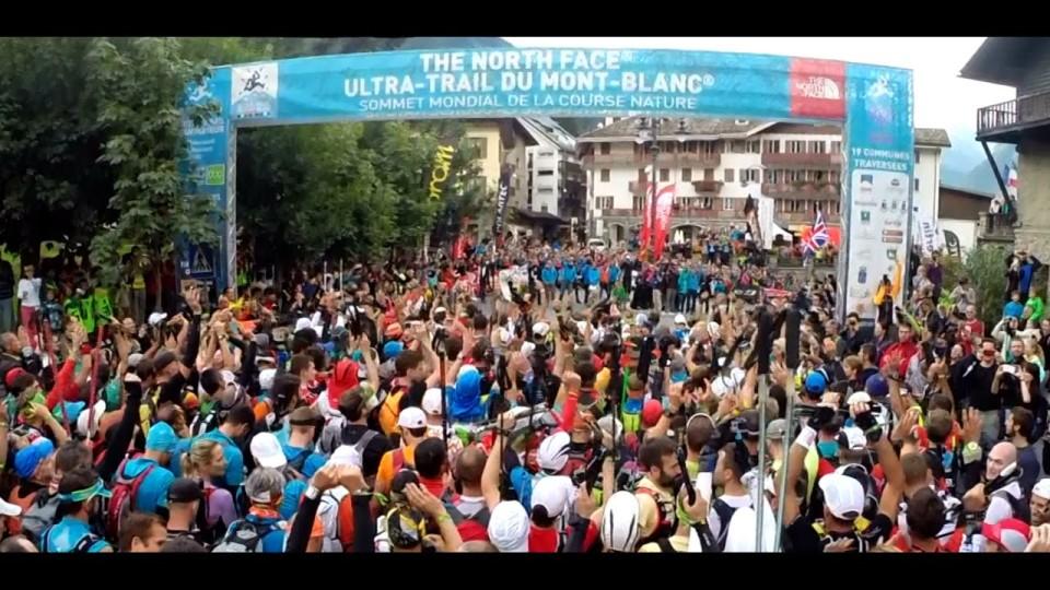 CCC – Courmayeur Champex Chamonix – Ultra-Trail du Mont-Blanc 2014 Cap.2 ( Trail Running )