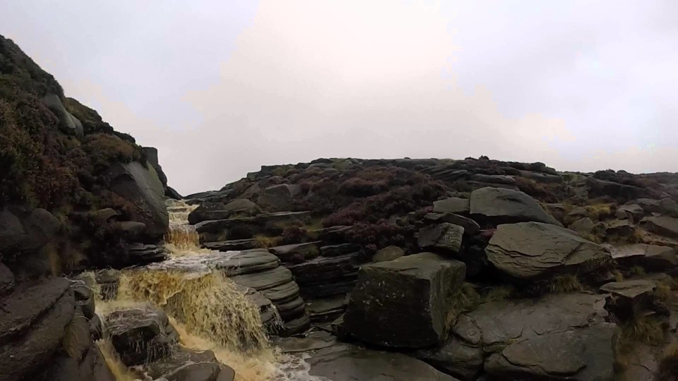 Edale – Kinder Scout loop (Trail running)