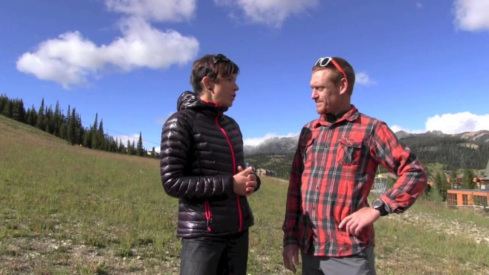 Ellie Greenwood Pre-2014 The Rut 50k Interview