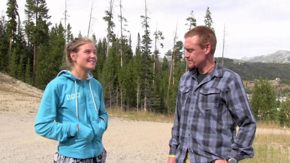 Emelie Forsberg, 2014 The Rut 50k Champion, Interview