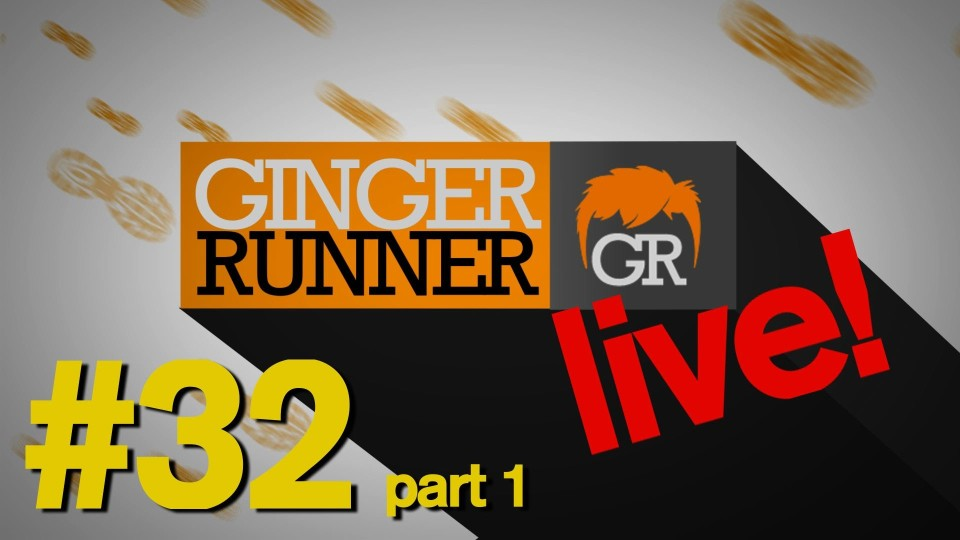 2014 Josh Spector; The Badwater 135 GINGER RUNNER LIVE #32