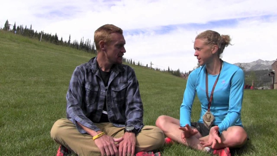 Kasie Enman Post-2014 The Rut 50k Interview