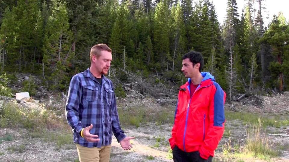 Kilian Jornet, 2014 The Rut 50k Champion, Interview
