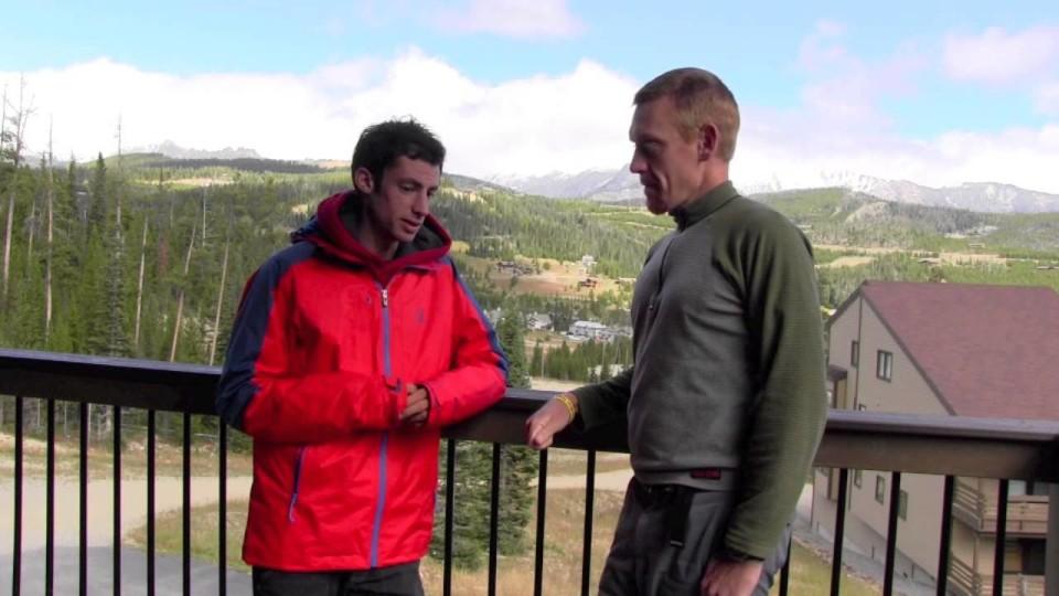 Kilian Jornet Pre-2014 The Rut 50k Interview