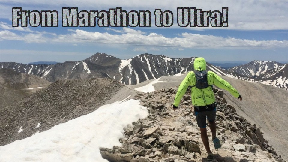 Sage Canaday: Moving up from Marathons to Ultra Marathons: Training Tips for trail running