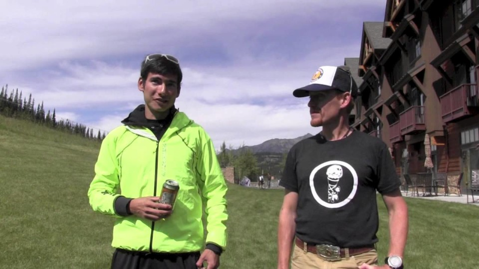 Sage Canaday Post-2014 The Rut 50k Interview