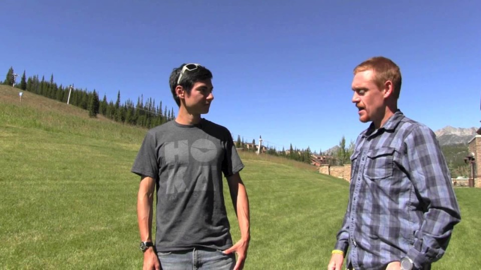 Sage Canaday Pre-2014 The Rut 50k Interview