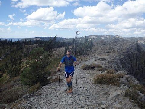 Tahoe 200 Endurance Run – 2014 Race – Kerry Ward