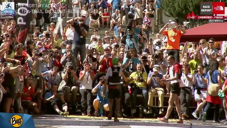 UTMB® 2014 – Race report, official