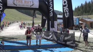 2014 Run the Rut 50K