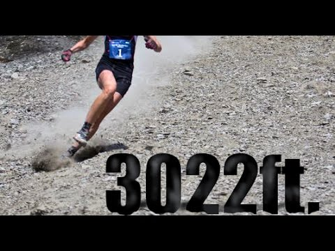 3022ft. Mt Marathon Alaska Trailer