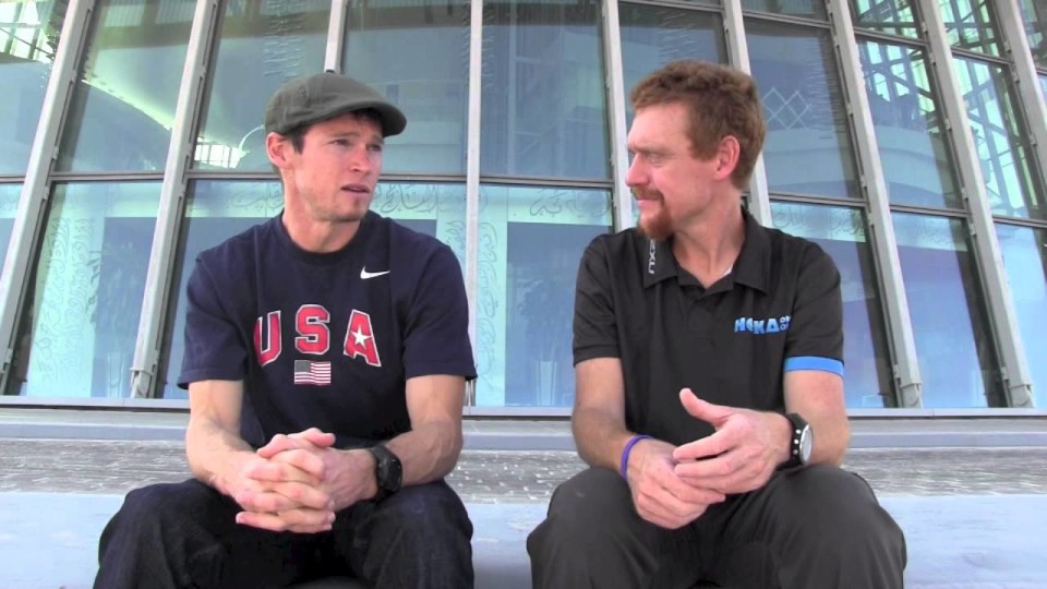 Max King, 2014 IAU 100k World Champion, Interview