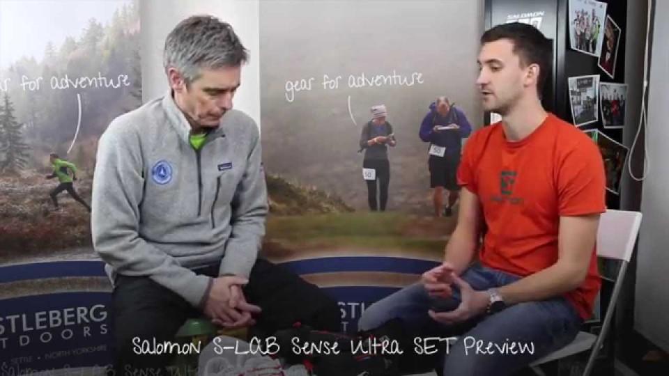 Salomon S-LAB Sense Ultra SET Preview