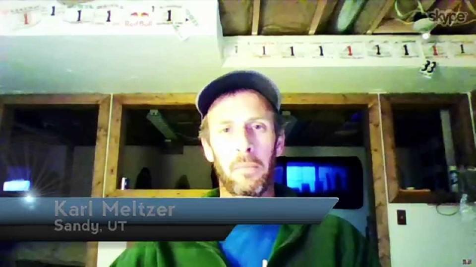 200 Mile Races – Karl Meltzer – TraiLive Season 2 Episode 1 Part 2
