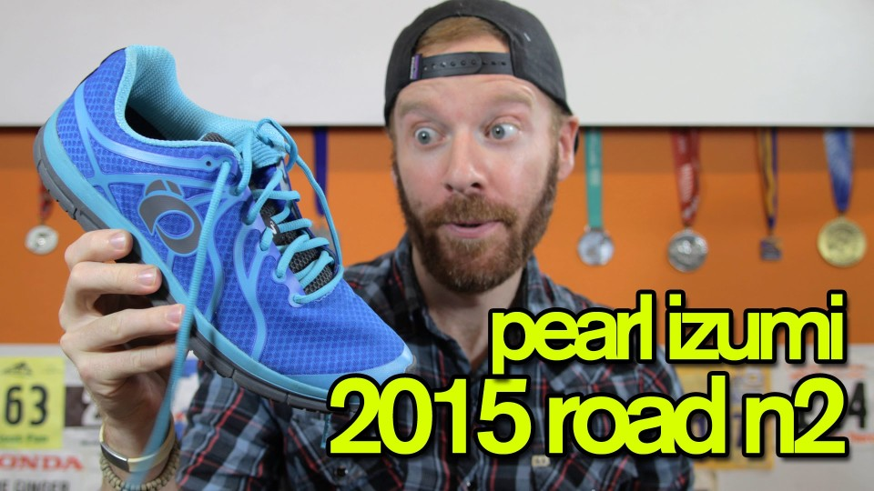 2015 PEARL IZUMI ROAD N2 REVIEW | The Ginger Runner