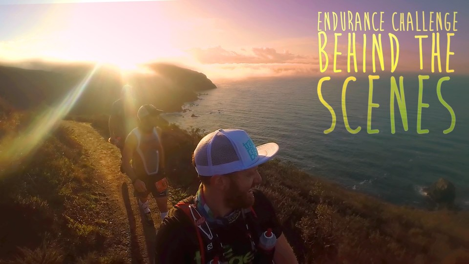 Behind The Scenes – THE 2014 NORTH FACE 50 MILE ENDURANCE CHALLENGE | The Ginger Runner