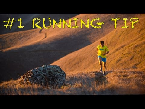 BEST TIP FOR ALL RUNNERS: THE SECRET TO RUNNING FAST AND STRONG | Sage Canaday