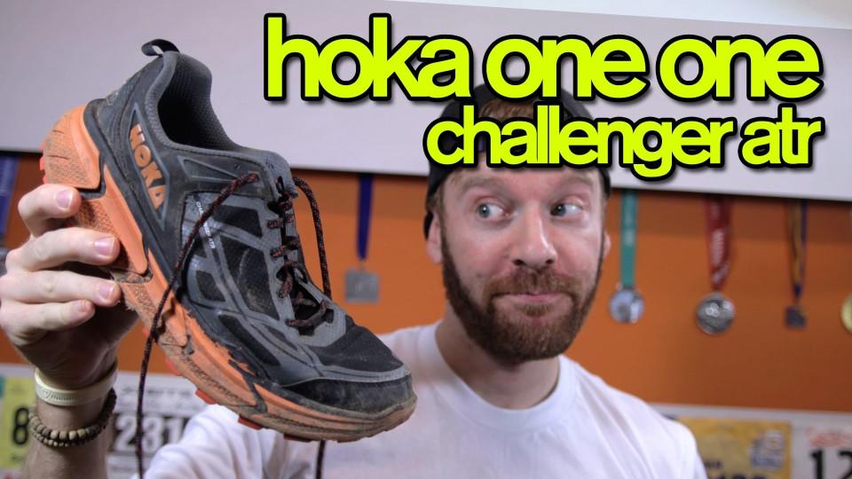 HOKA ONE ONE CHALLENGER ATR REVIEW | The Ginger Runner