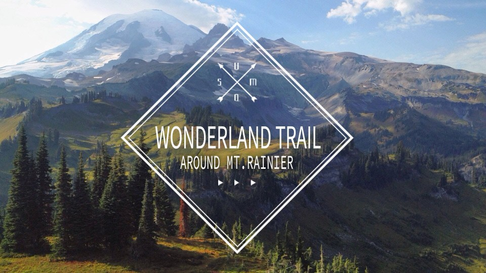Running the Wonderland Trail Around Mt. Rainier Unsupported