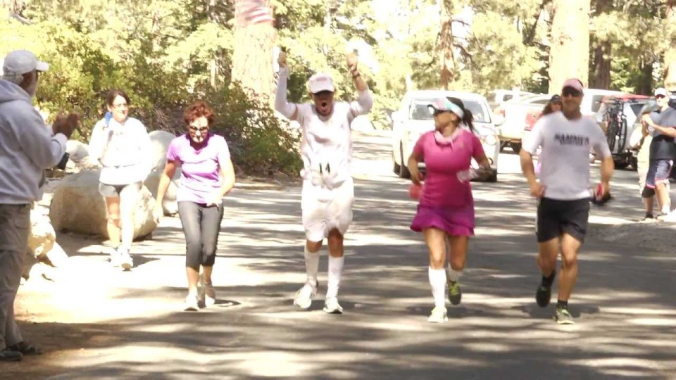 2012 Badwater: Race Recap Video
