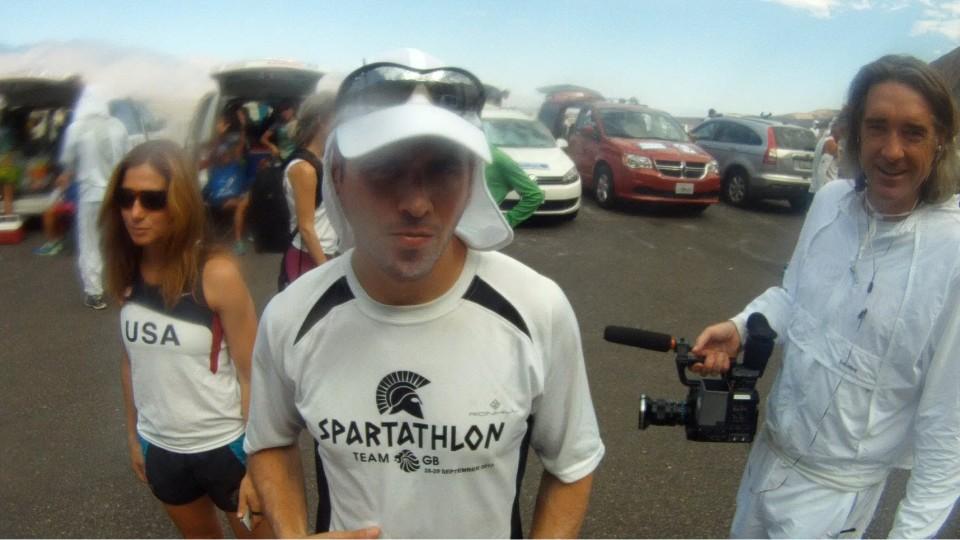 2013 Oz Pearlman; Badwater 135 Mile UltraMarathon