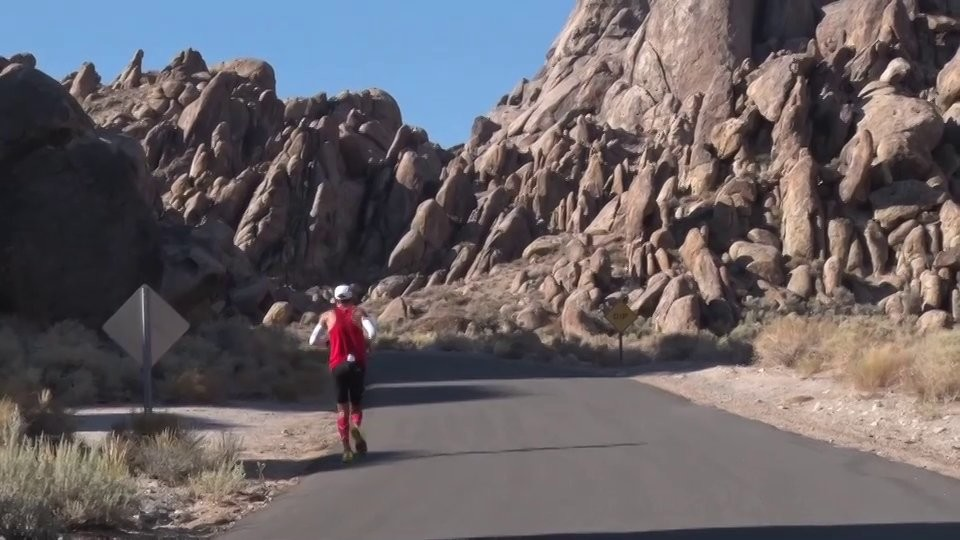 """2014 Badwater® 135: Video News Reel with highlights of the July 21-23, 2014 """"World's Toughest Foot Race"""""""