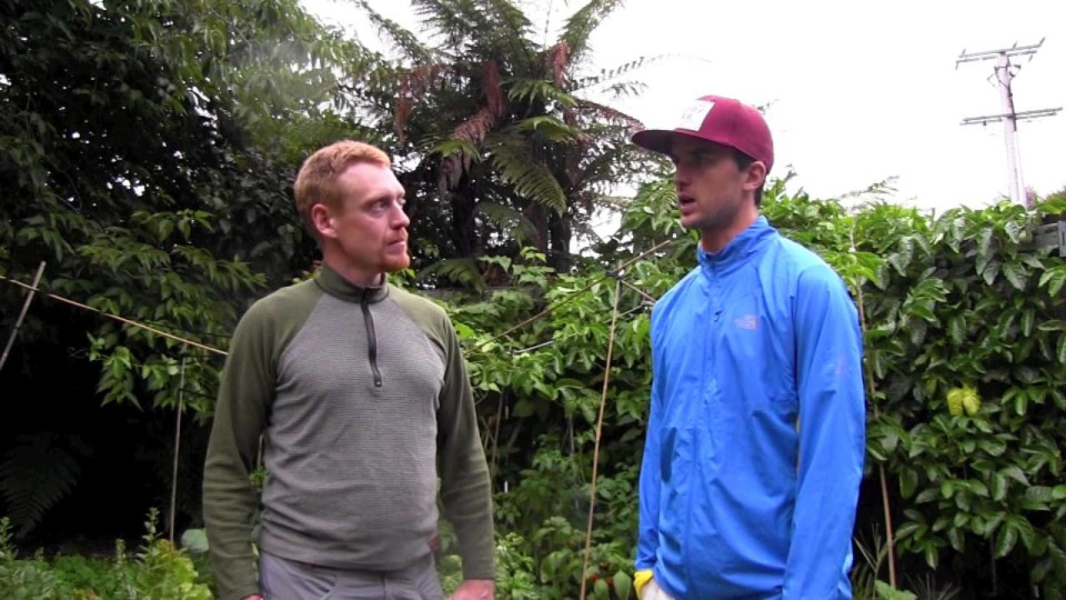 Dylan Bowman Pre-2015 Tarawera Ultramarathon Interview