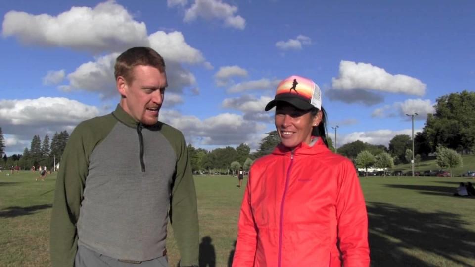 Jo Johansen Pre-2015 Tarawera Ultramarathon Interview